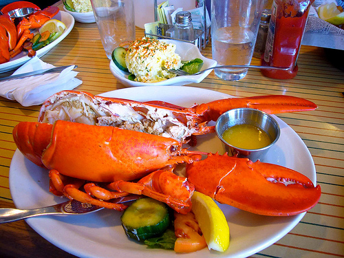 Want Lobster? Here Are TheTop Spots to Get It