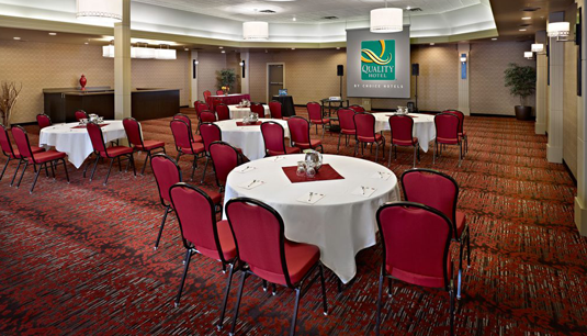 Meeting Room Facility Fort McMurray