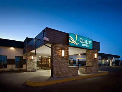 Quality Hotel Fort McMuray