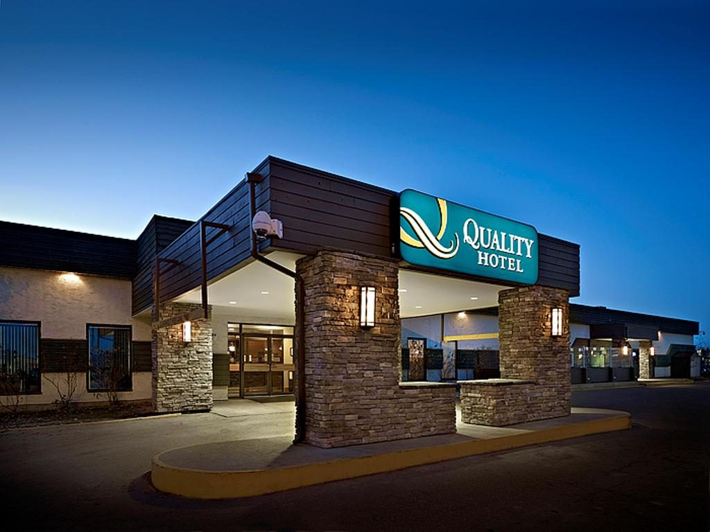 Fort McMurray Hotel - Quality Hotel