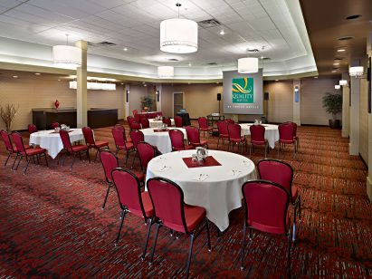 Quality Hotel Fort McMurray meeting rooms
